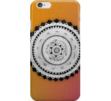 Psychedelic Molecule iPhone Case/Skin