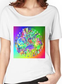 Psychadelia Women's Relaxed Fit T-Shirt