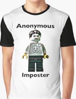 Anonymous Imposter Graphic T-Shirt