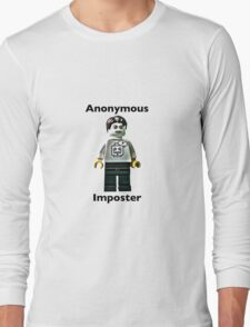 Anonymous Imposter Long Sleeve T-Shirt