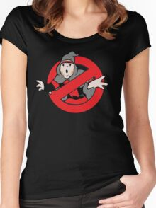 "Dick Lane's ""Dick Busters"" Women's Fitted Scoop T-Shirt"