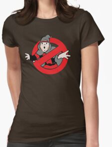 """Dick Lane's """"Dick Busters"""" Womens Fitted T-Shirt"""