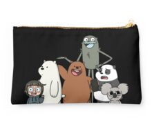 We Bare Bears Characters  Studio Pouch