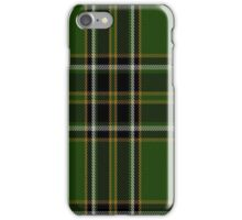 01679 Birminghan Irish Pipes & Drums Tartan  iPhone Case/Skin