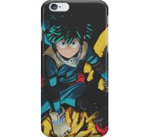 my hero academia iPhone Case/Skin