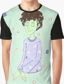 Tiny Planet Explorer Graphic T-Shirt