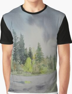 The Downhill Road Graphic T-Shirt