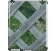 Lattice iPad Case/Skin