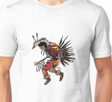 Men's Traditional Dancer Unisex T-Shirt