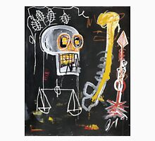 Basquiat 's ideas on Justice and huge dick Unisex T-Shirt
