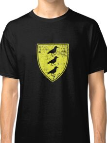 Borch Three Jackdaws Coat of Arms - Witcher Classic T-Shirt