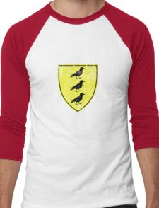 Borch Three Jackdaws Coat of Arms - Witcher Men's Baseball ¾ T-Shirt