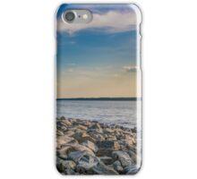 The Great Sacandaga Lake Sky iPhone Case/Skin