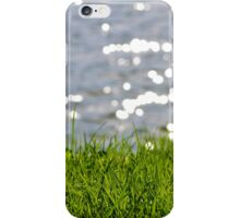 Green grass iPhone Case/Skin