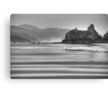 Low Tide at Cannon Beach Canvas Print