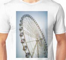 Paris Observation Wheel Unisex T-Shirt