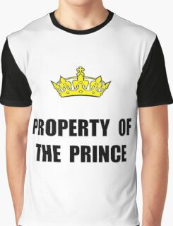 Property Of Prince Graphic T-Shirt