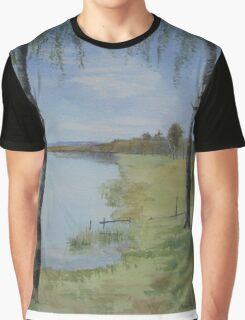 Two Birches Graphic T-Shirt