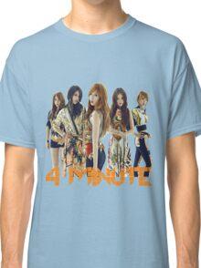 4 MINUTE Classic T-Shirt