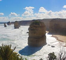 The Great Ocean Road by Shane  Luskie