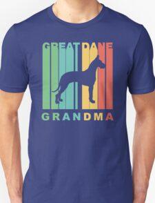 Great Dane Grandma Unisex T-Shirt