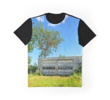Abandoned Garage Graphic T-Shirt