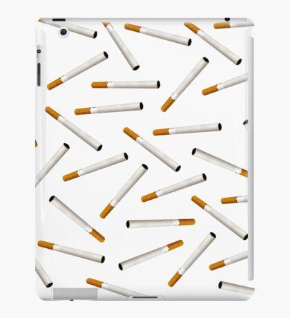 Cigarette pattern iPad Case/Skin