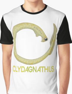 Clydagnathus windsorensis Graphic T-Shirt