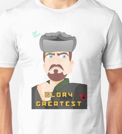 GLORY GREATEST Unisex T-Shirt