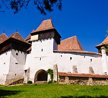 Viscri Fortified Church, Transylvania, UNESCO heritage by Stanciuc