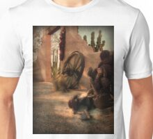 Wagon Wheel, Cactus & Chili Peppers Unisex T-Shirt