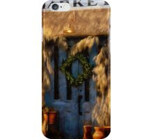 Elysian Grove Market, Tucson, Arizona iPhone Case/Skin