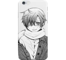 Black Butler: Ciel Phantomhive  iPhone Case/Skin