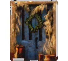 Elysian Grove Market, Tucson, Arizona iPad Case/Skin