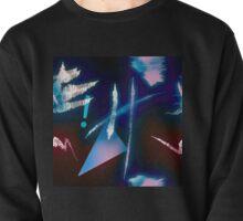 Postmodern Neon 80s Lights No.4 Pullover