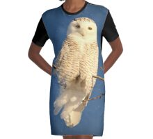 Guardian Angel Graphic T-Shirt Dress