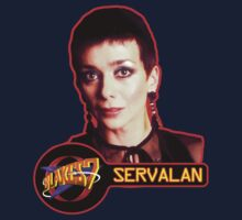 Blake's 7 - Servalan by inkpossible