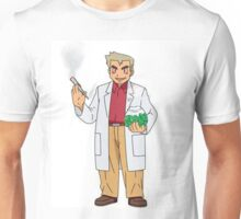 Professor Smoke Unisex T-Shirt