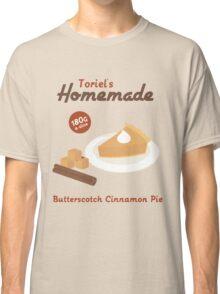 Toriel's Homemade Butterscotch Pie - Undertale Classic T-Shirt