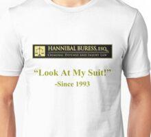 Hannibal Buress Attorney at law  Unisex T-Shirt