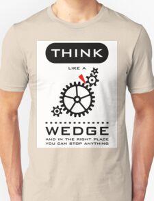 Think like a wedge VRS2 T-Shirt