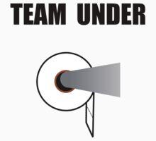 Team Toilet Paper Under One Piece - Short Sleeve