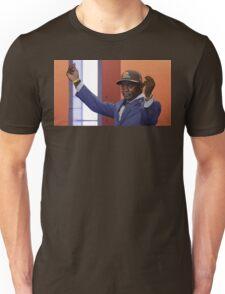 Crying Jordan Johnny Manziel on NFL Draft Day Unisex T-Shirt