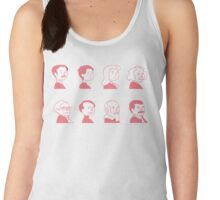 Because Science! Idols Women's Tank Top