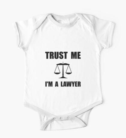 Trust Me Lawyer One Piece - Short Sleeve