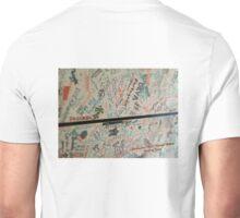 Appalachian Trail Through Hiker's Wall of Fame Unisex T-Shirt