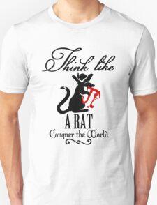 Think like a Rat T-Shirt