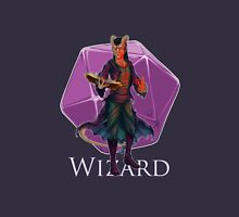 Dungeons and Dragons Wizard Unisex T-Shirt