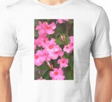 Pink Posies Unisex T-Shirt