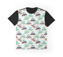 So Many Cars Graphic T-Shirt